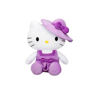 Hello Kitty Şapkalı Peluş 50 cm.