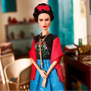 Barbie Frida Kahlo Bebek FJH65