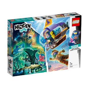 LEGO Hidden Side J.B.'nin Denizaltısı 70433