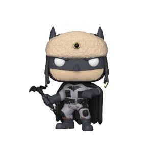 Funko Pop Batman: Red Son Batman Figür