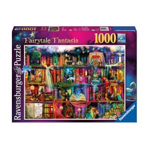 1000 Parça Puzzle : Fantastik Dünya