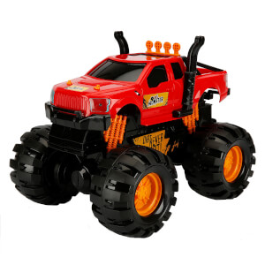 Big Monster Off-Road Jeep 42 cm.
