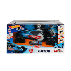 1:10 Hot Wheels Uzaktan Kumandalı Buggy Gator Araba 36 cm.