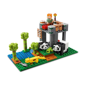 LEGO Minecraft Panda Yuvası 21158