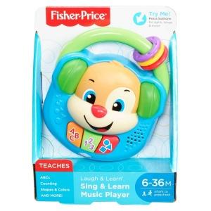 Fisher Price Eğitici Müzik Çalar Türkçe FPV18