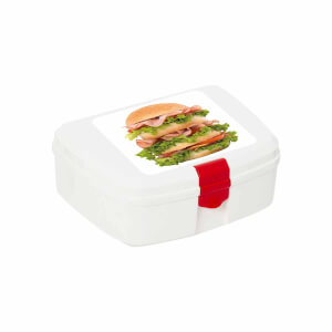 Hamburgerli Beslenme Kabı