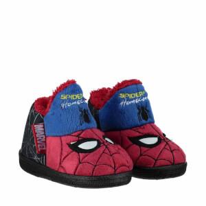 Spiderman Tüylü Panduf 25-29