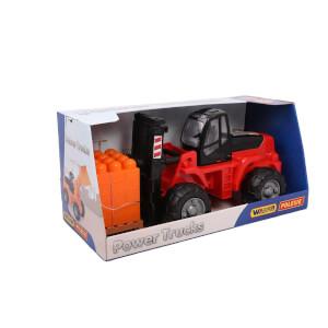 Power Trucks Paletli Forklift