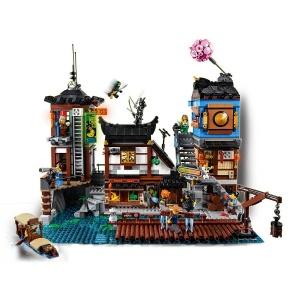 LEGO Ninjago City Rıhtımı 70657