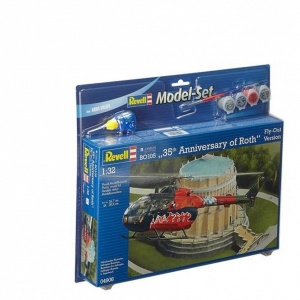 Revell 1:32 BO105 Model Set Helikopter