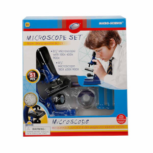 Mikroskop Seti 50'li