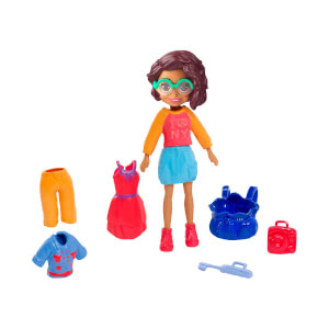 Polly Pocket Polly Moda Aksesuarları Seti GDM01