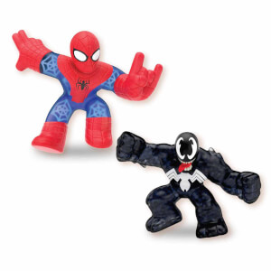 Goojitzu Marvel 2'li Figür Paket Spiderman & Venom GJT05000