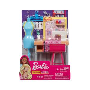 Barbie'nin Meslek Aksesuarları FJB25