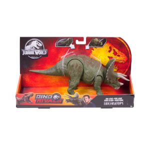 Jurassic World Çarpışma Figürleri