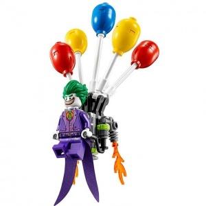 LEGO Batman Joker Balonla Kaçış 70900