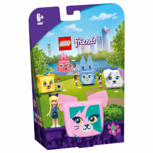 LEGO Friends Stephanie'nin Kedi Küpü 41665