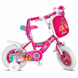 Barbie Bisiklet 12 Jant