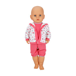 Boubou Türkçe Konuşan Bebeğim 60 cm.
