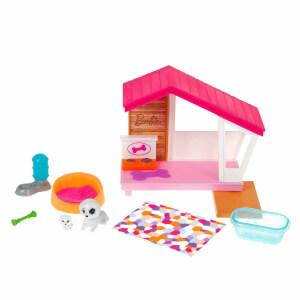 Barbie Ev Dekorasyon Setleri GRG75