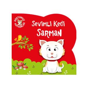 Dostumuz Hayvanlar - Sevimli Kedi Sarman