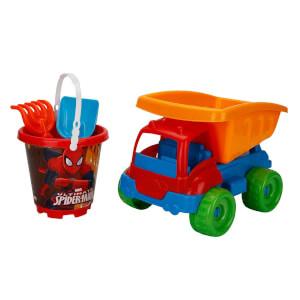 PijaMaskeliler Traktör Plaj Seti