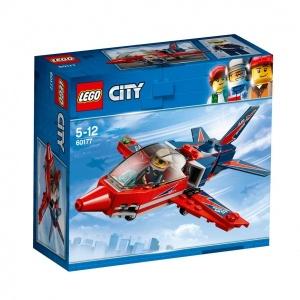LEGO City Hava Gösterisi Jeti 60177