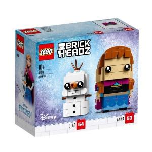 LEGO BrickHeadz Anna ve Olaf 41618