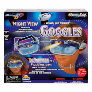 Gece Görüş Gözlüğü
