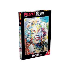 1000 Parça Puzzle : Marilyn II