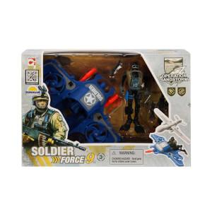 Soldier Force Askeri Oyun Seti