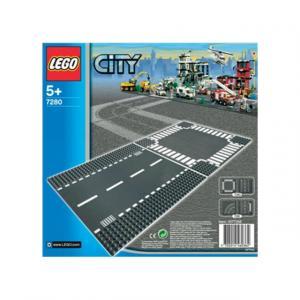LEGO City Düz Yol ve Geçit 7280
