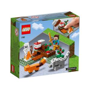 LEGO Minecraft Taiga Macerası 21162
