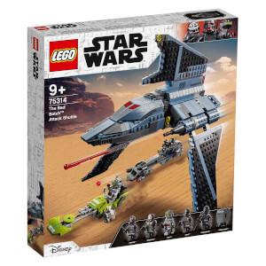 LEGO Star Wars The Bad Batch Saldırı Gemisi 75314