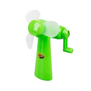 Renkli Mini El Fanı