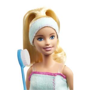 Barbie Spa Günü Bebekleri GKH73