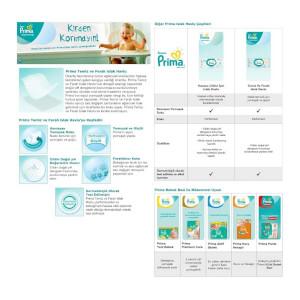 Prima Islak Havlu Temiz ve Ferah 3'lü Fırsat Paketi 3 x 52 Yaprak