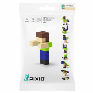 Pixio Man İnteraktif Manyetik Blok