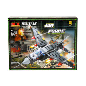 BLX Military Force Askeri Uçak J5661