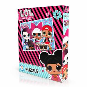 54 Parça Puzzle: L.O.L