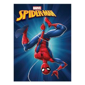 Spiderman Kareli Defter A5 40 Yaprak