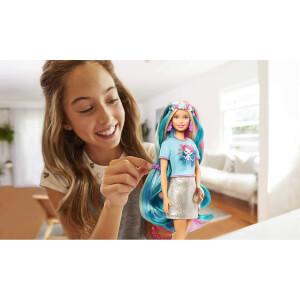 Barbie Sonsuz Saç Eğlencesi Bebek GHN04