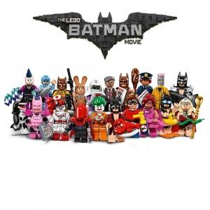 LEGO Batman Filmi Minifigürleri 71017