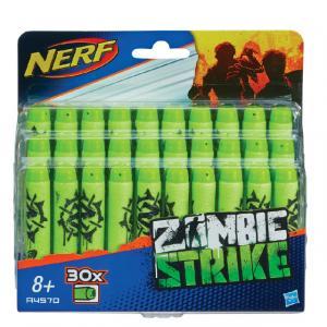 Nerf Zombie 30'lu Yedek Paket