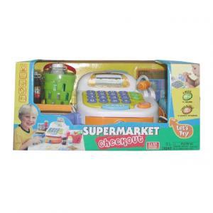 Mikrofonlu Market Kasa Seti