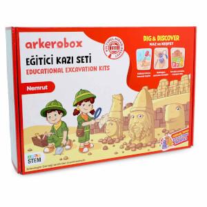Arkerobox Nemrut Eğitici Kazı Seti
