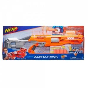Nerf N-Strike Elite Accusstrike AlphaHawk 10 Dartlı