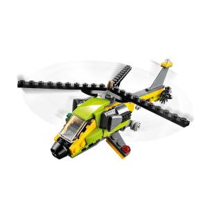 LEGO Creator Helikopter Macerası 31092
