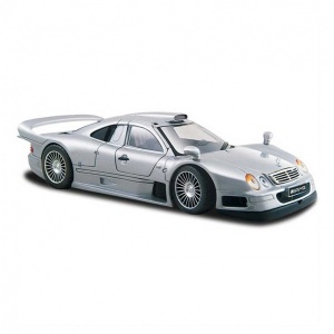 1:26 Maisto Mercedes Clk Gtr Street Version Model Araba