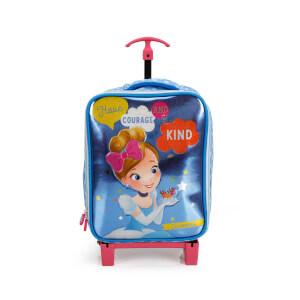 Disney Princess Cinderalla Çekçekli Anaokul Çantası 40615